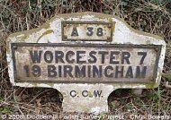 7 miles from Worcester, Worcester Road, Droitwich Spa